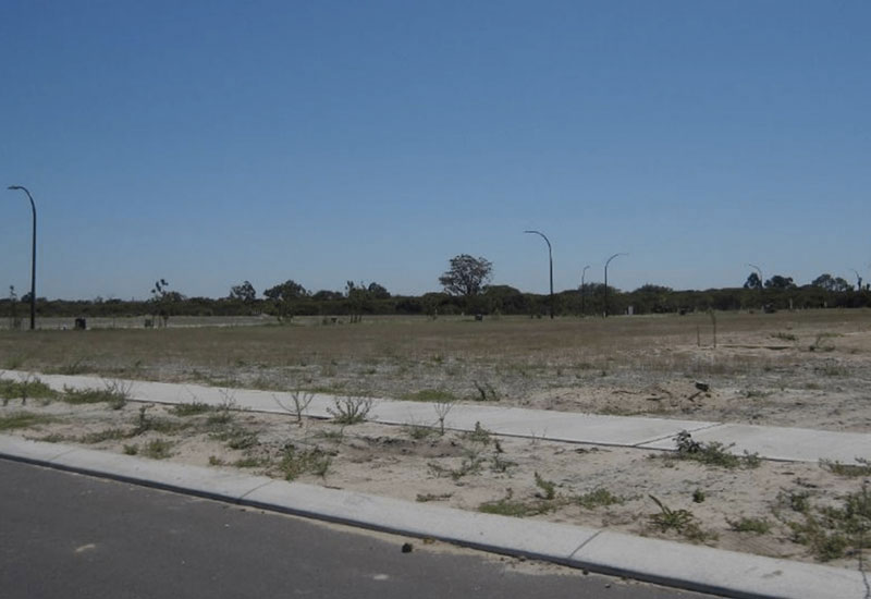 Private construction loan approved .8m development site in southern river